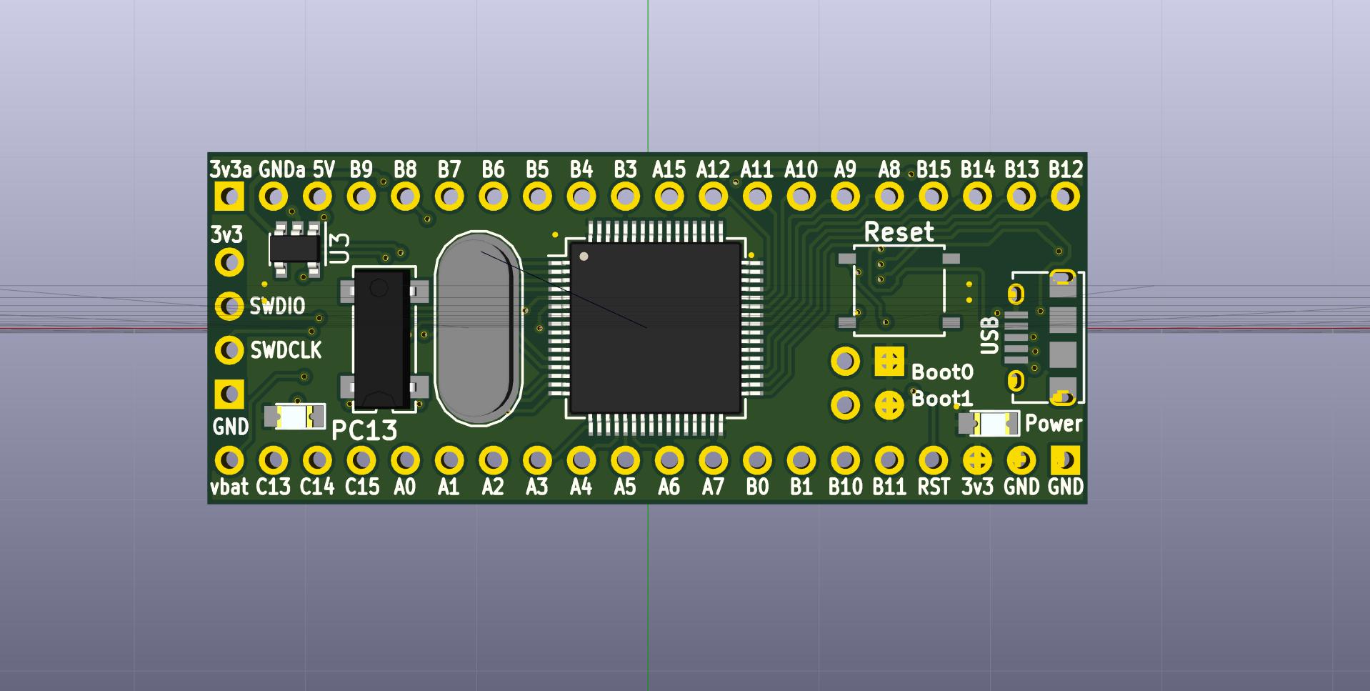 100Pcs Slide Power Off//On Panel Pcb Mini Smd Switch Spm US Stock k